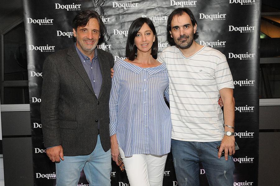 Lisandro Pato Cattaneo Paola Brussa y Cristian Angio