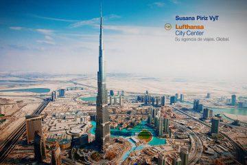 Susana Piriz Viajes Lufthansa City Center-Dubái