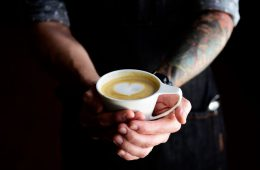 Four seasons blend cafe invierno