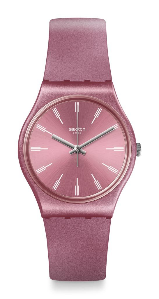 Swatch metallic colection