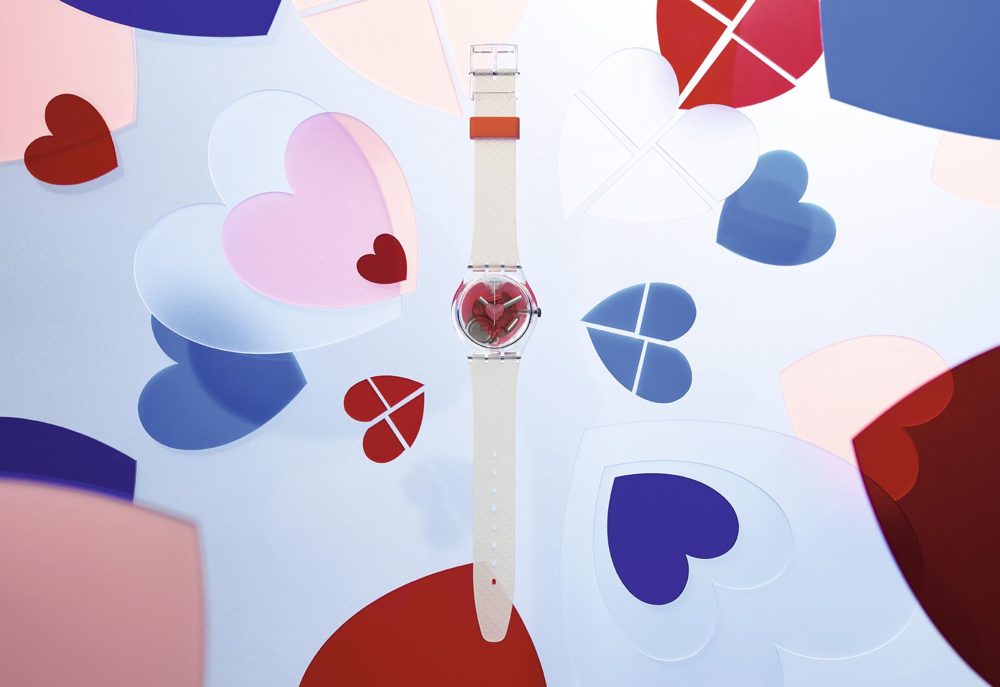Triple Love Swatch