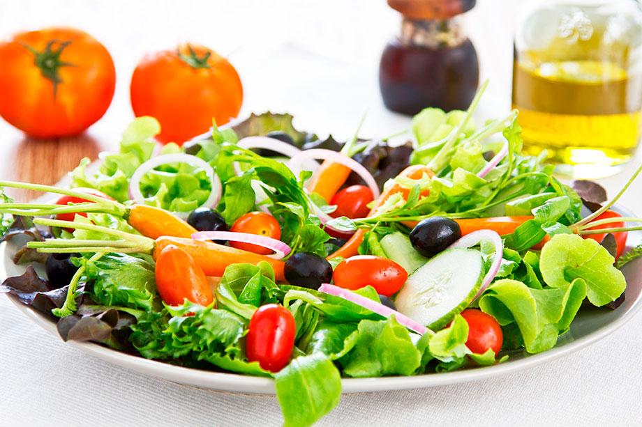 Vianda saludable