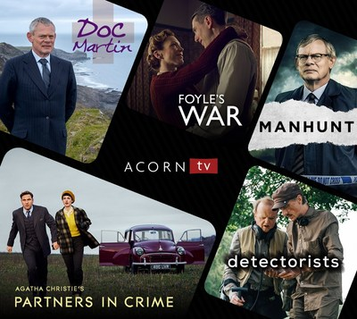 Acorn TV portada