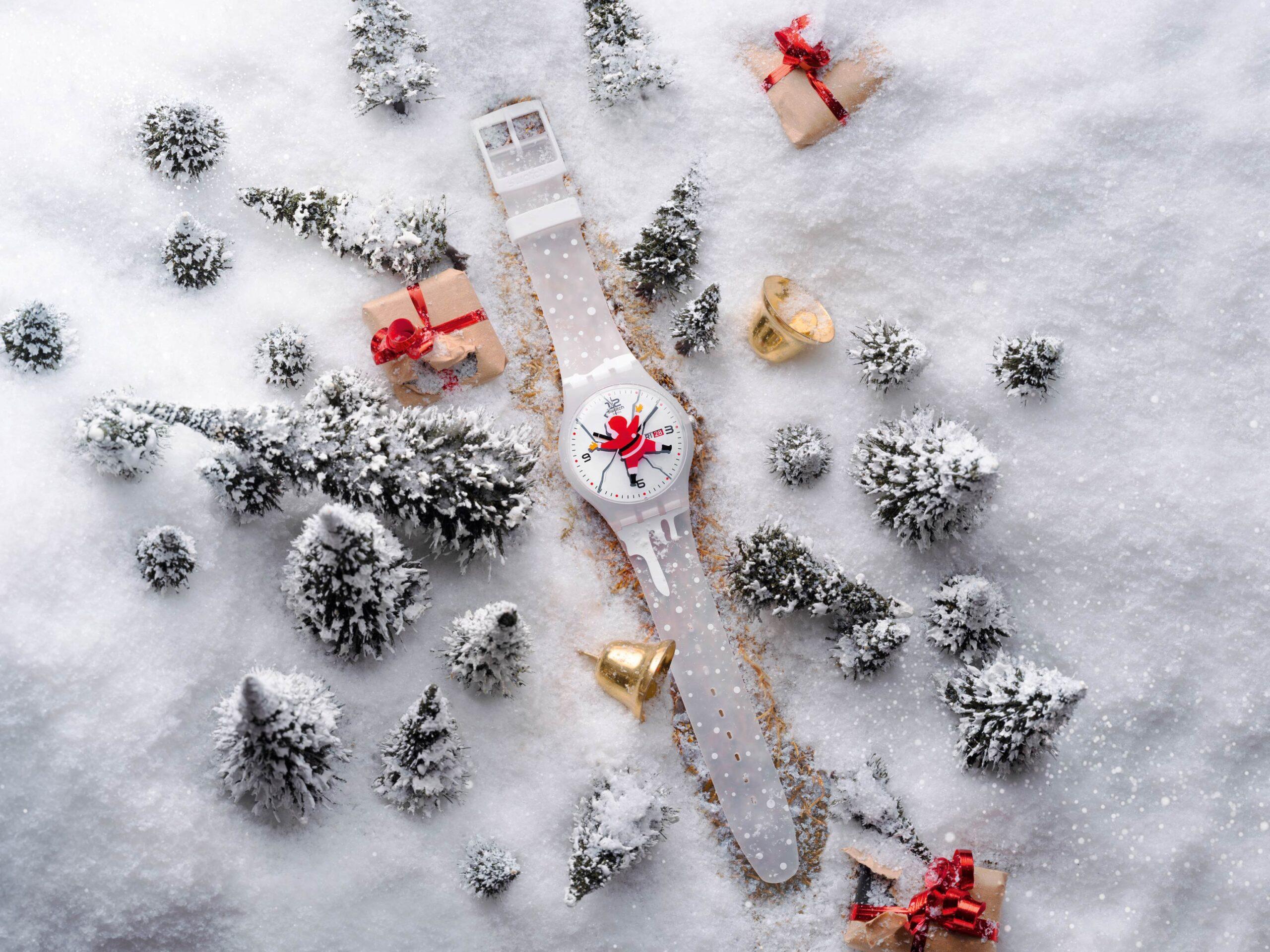 Swatch Holiday Collection, una propuesta para estas Fiestas 2020