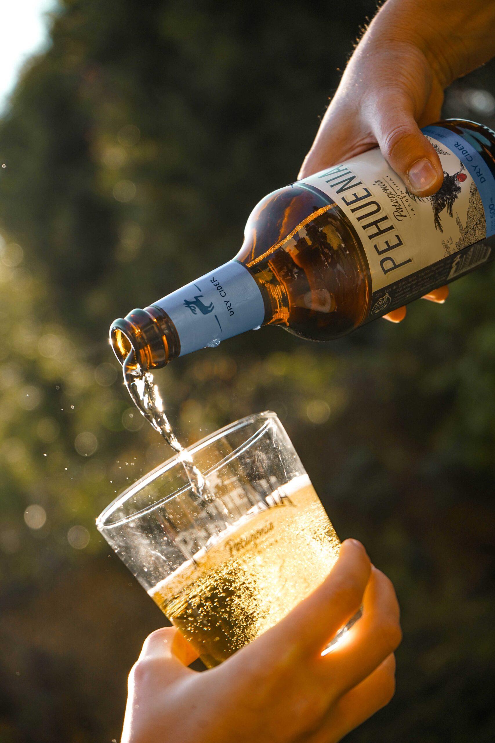 Dry Cider, la propuesta de Sidras Pehuenia para todo el año