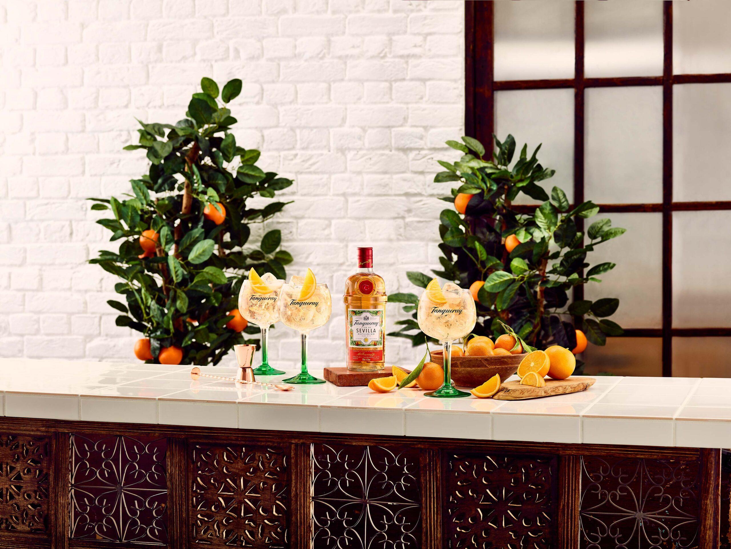 Gin inspirado en las naranjas de Sevilla, el recomendado del verano