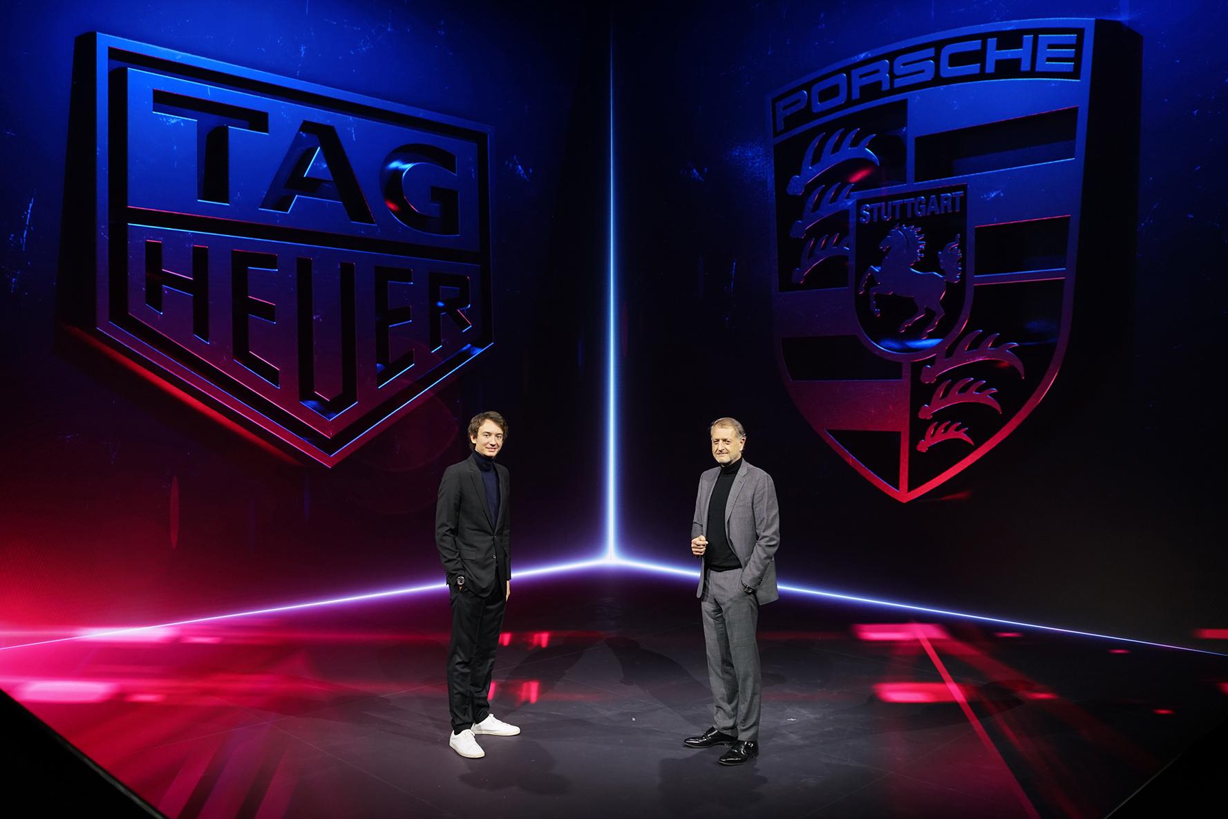 Tag Heuer y Porsche ponen en marcha la asociación más estrecha de la historia