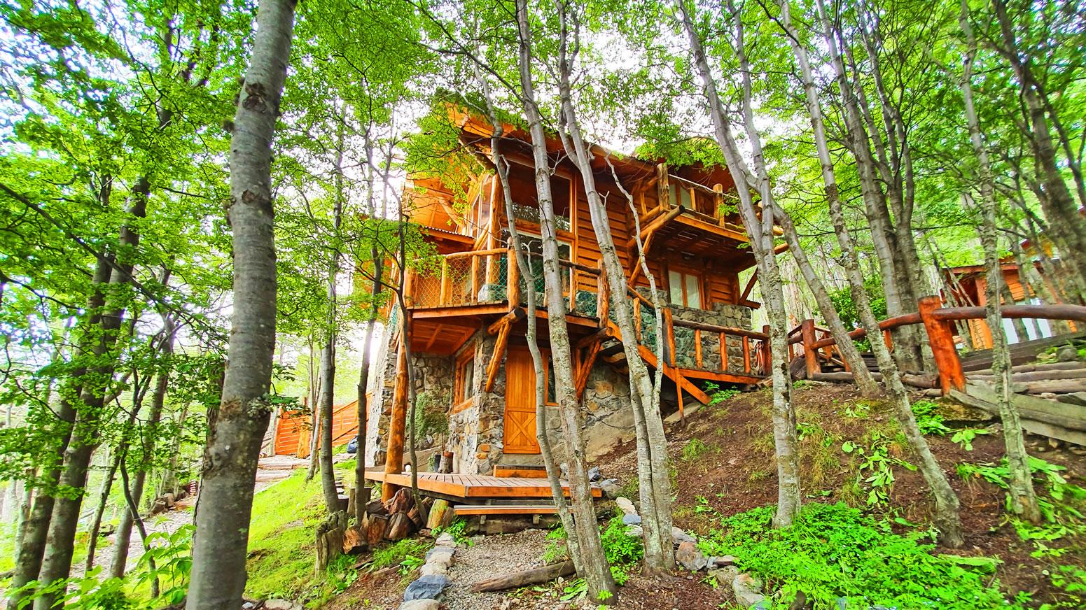 Patagonia Villa Lodge, en la magia del bosque del fin del mundo