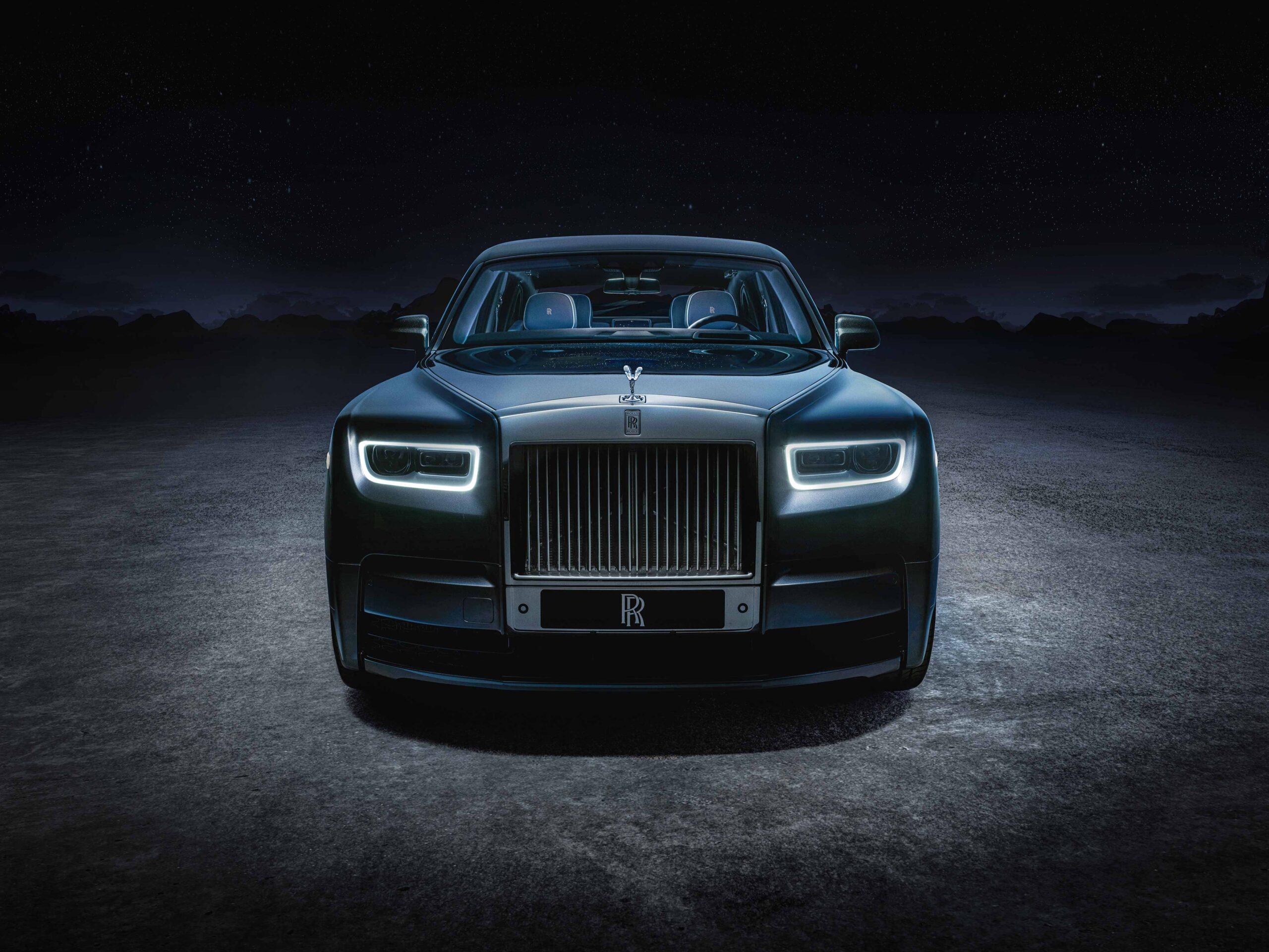 Phantom Tempus: un automóvil único en una escala apropiadamente grande